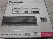 PANASONIC DMP-BD903 SMART BLU-RAY W/WIFI